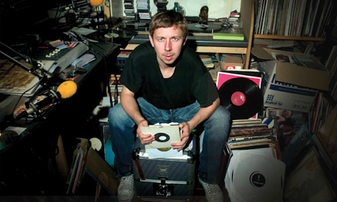 Gilles Peterson donates part of his record collection to North London charity shops