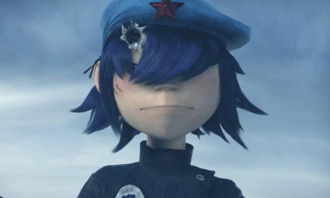 "Gorillaz's Noodle drops ""kick-ass women"" mix featuring Grimes, Mica Levi, Delia Derbyshire"