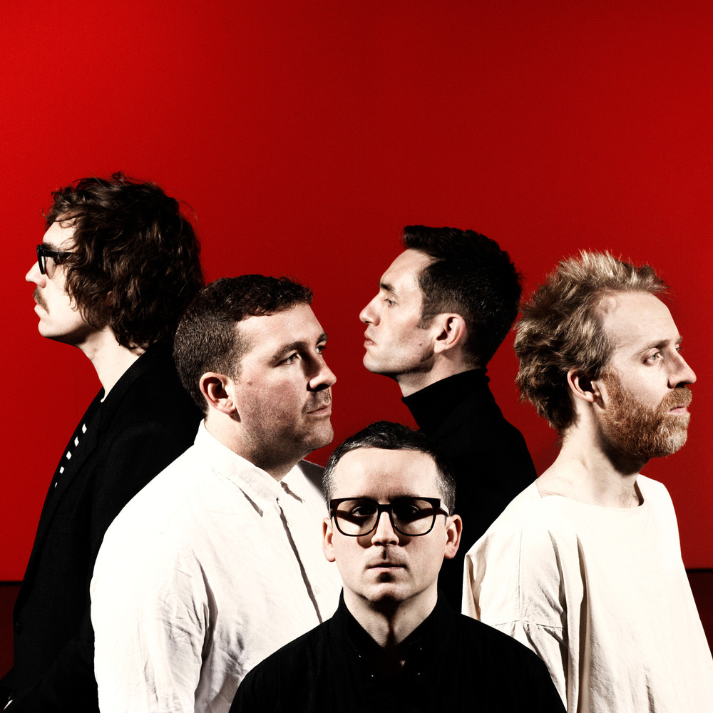 Hot Chip Portait
