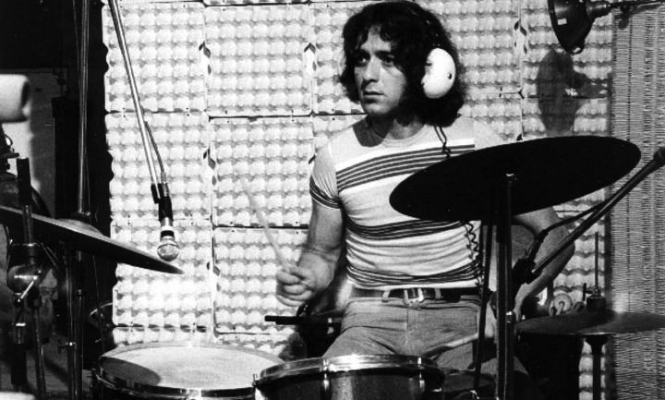Can drummer Jaki Liebezeit has died aged 78