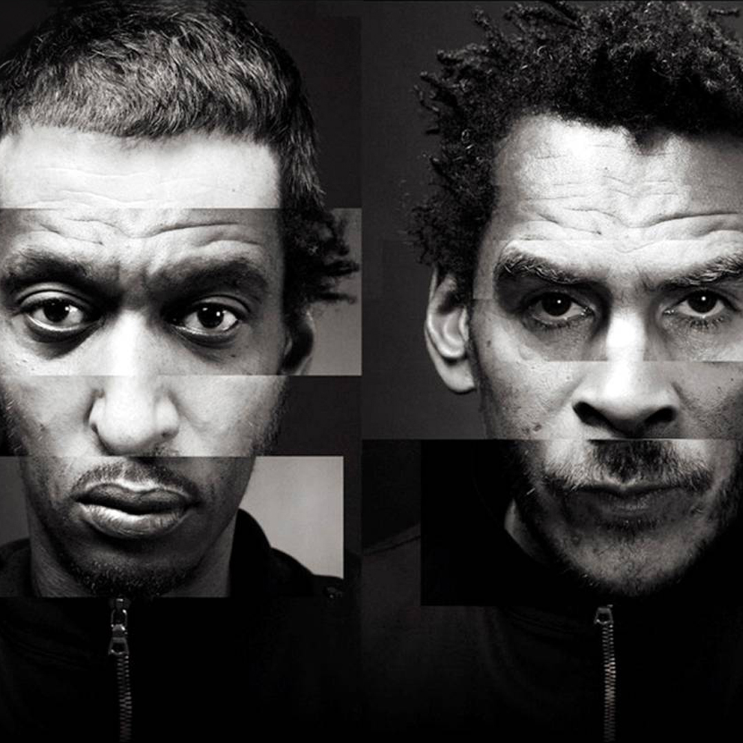 Massive Attack Portait