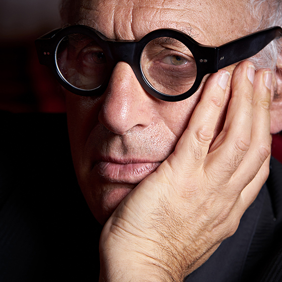 Michael Nyman Portait