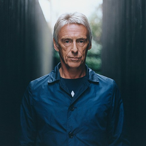 Paul Weller Portait
