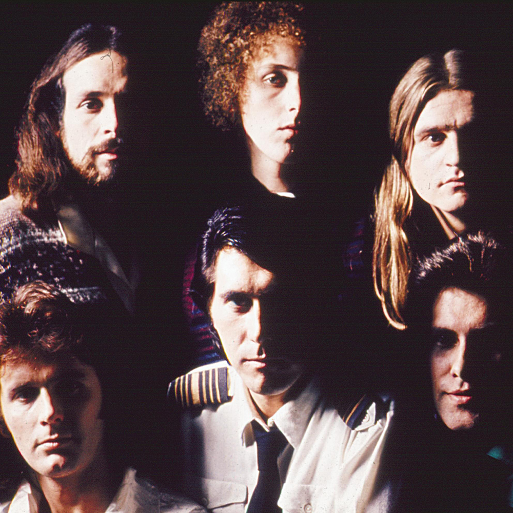 Roxy Music Portait