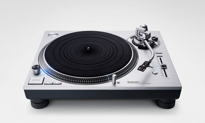 "Technics unveils new ""standard"" edition SL-1200GR turntable"