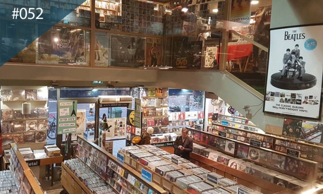 The world's best record shops #052: Third Ear Records, Tel Aviv