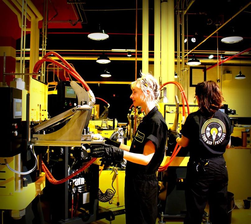 Third Man Records New Vinyl Pressing Plant Is Opening
