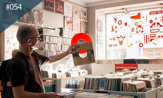 The world's best record shops #054: Eronen Records, Helsinki
