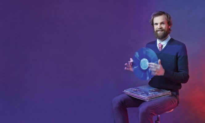 Todd Terje heralds new album with remix 12″ featuring Four Tet and Prins Thomas