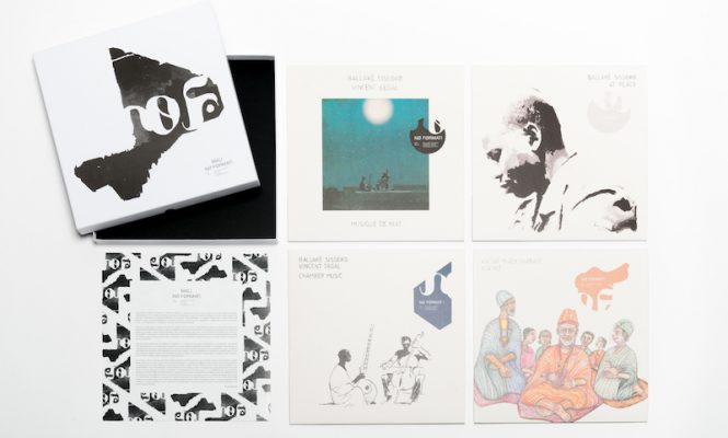 Nø Førmat collects the acoustic folk music of Mali in beautiful 4xLP box set