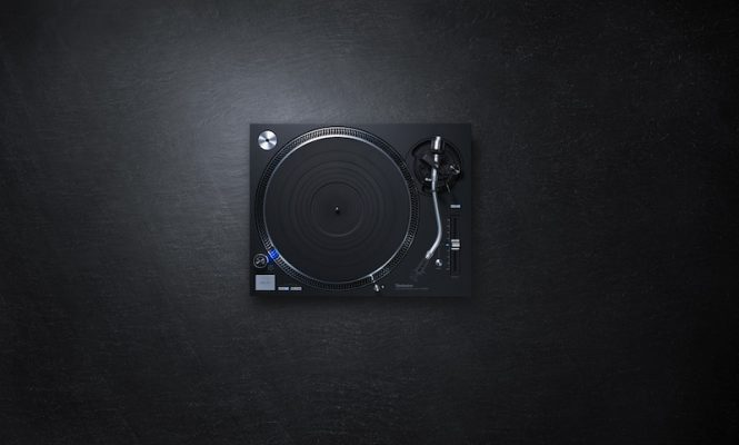 "Technics SL-1200GR ""standard"" turntable will retail at £1,299"
