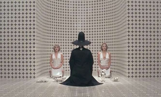 Alejandro Jodorowsky&#8217;s <em>The Holy Mountain</em> OST reissued on vinyl with felt sleeve