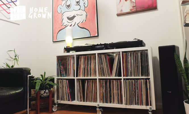 Home Grown: A Bang & Olufsen Beogram in Brooklyn