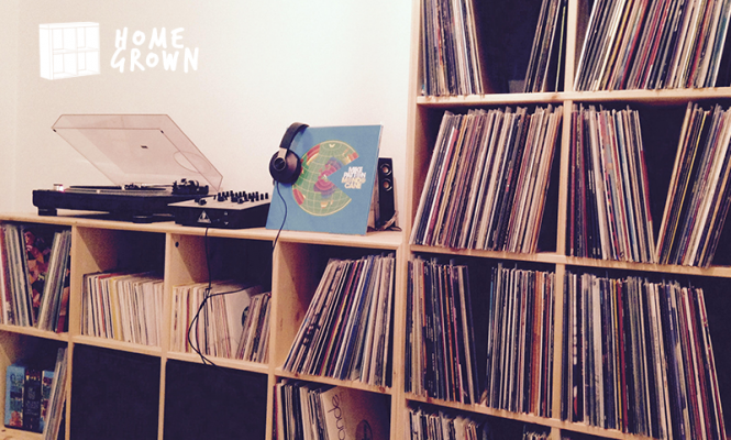 Home Grown: An Italian 10″ collector with an ear for reggae