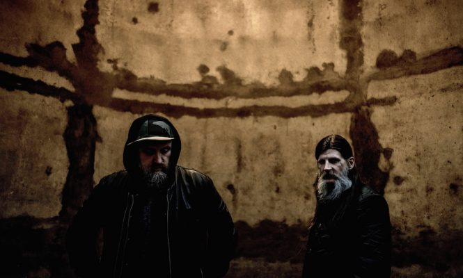 The Bug and Earth team up for heavyweight new album <em>Concrete Desert</em>