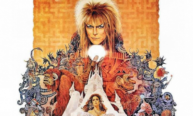 David Bowie and Trevor Jones&#8217; <em>Labyrinth</em> soundtrack to be reissued on vinyl