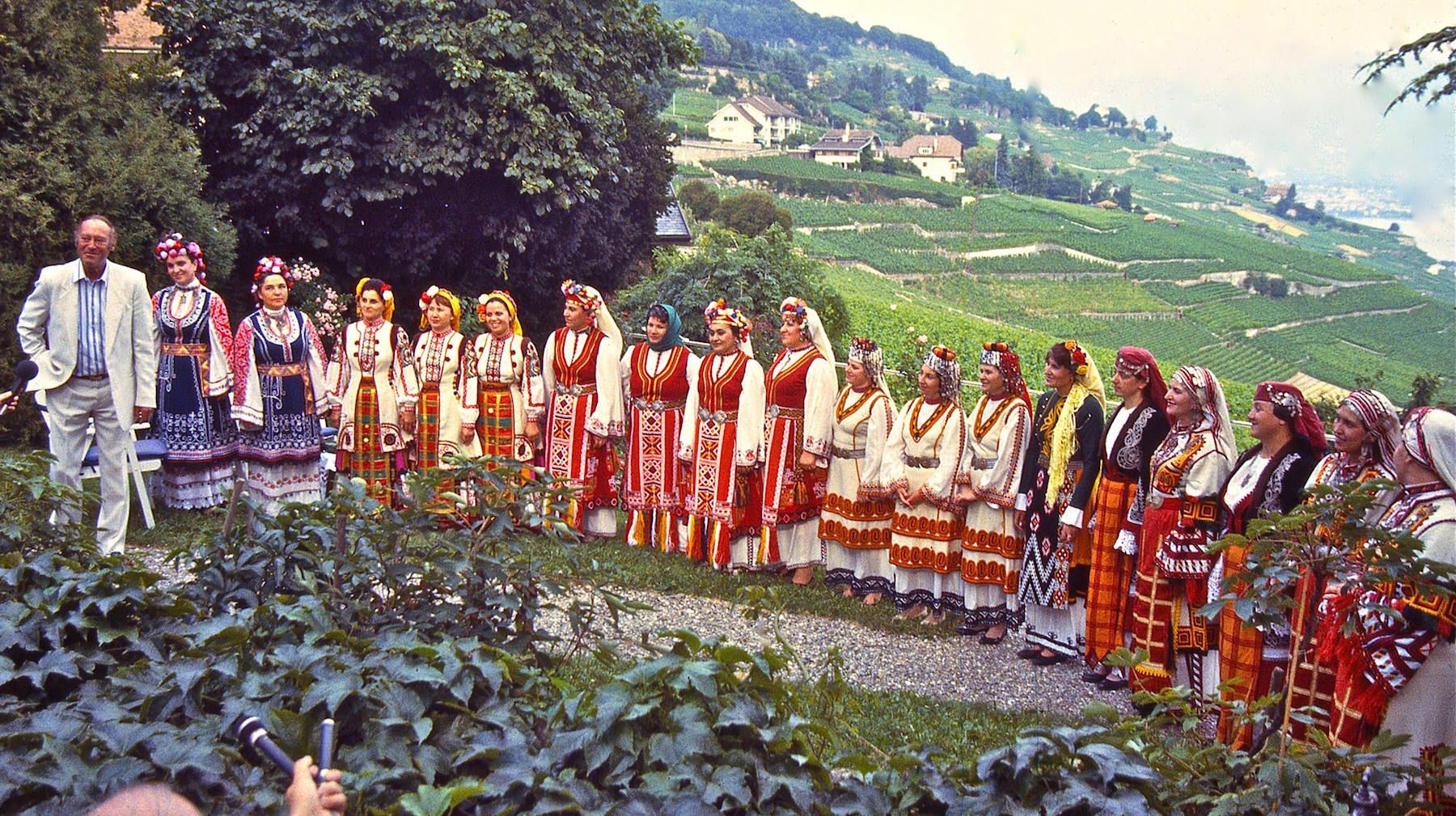 <em>Le Mystère Des Voix Bulgares</em>: How this all-female Bulgarian folk choir became a timeless cult phenomenon