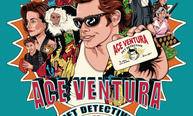 <em>Ace Ventura: Pet Detective</em> soundtrack released on vinyl for the first time