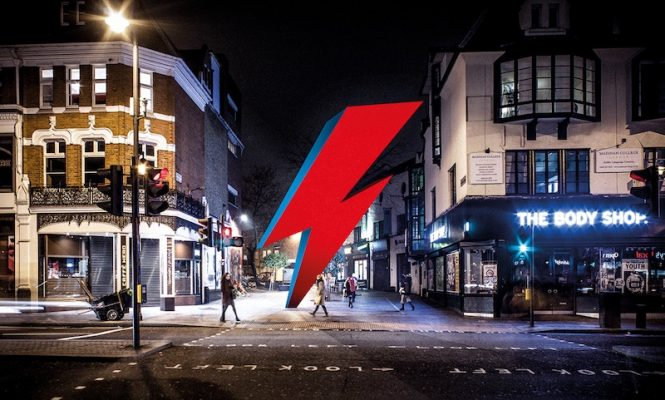 Permanent David Bowie memorial to be built in London