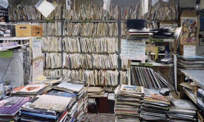 Long Play: Analogue photos that capture the essence of record culture
