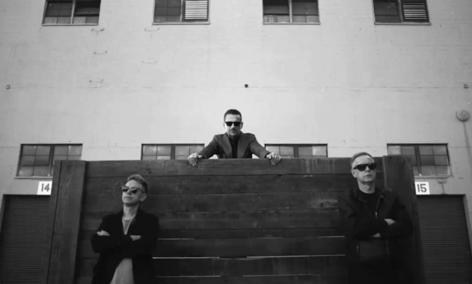 Depeche Mode to release 'Where's the Revolution' remix EP on double vinyl