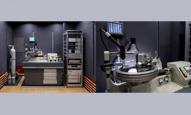 Sony Music has installed a record cutting lathe in its Tokyo studio