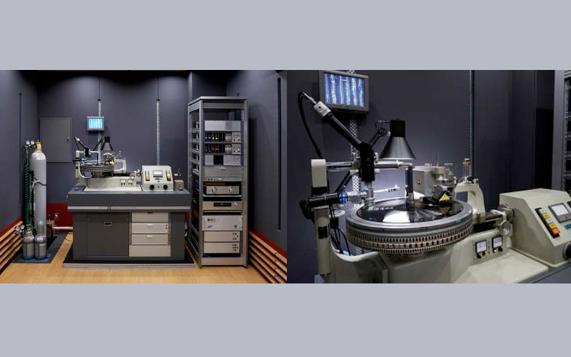 Sony Music Has Installed A Record Cutting Lathe In Its