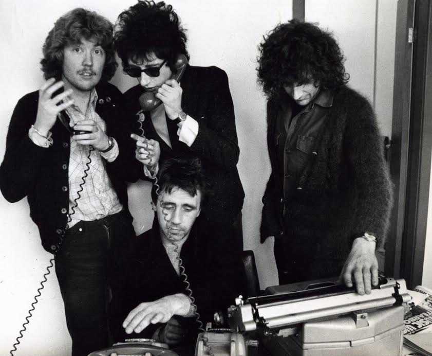 The Story Of Martin Hannett S Studio Collected In New Book
