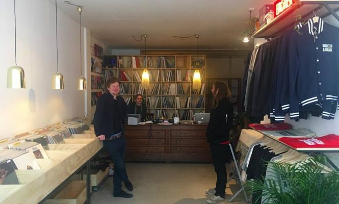 New record shop Bordello A Parigi opens in Amsterdam
