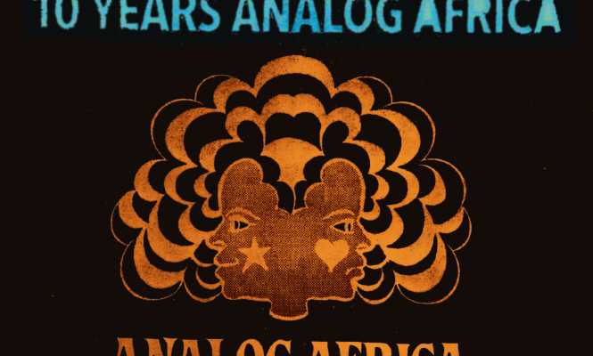 Travel the continent with this magnificent synth-heavy mix by Analog Africa