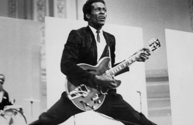 Rock 'n roll pioneer Chuck Berry dies at age 90