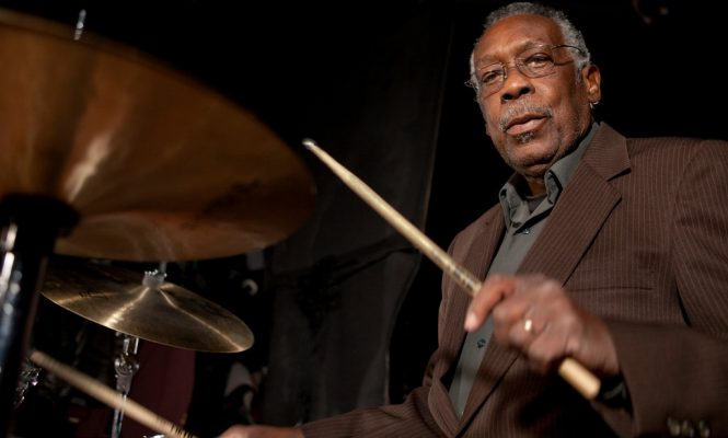 Listen to this tribute mix to James Brown's 'Funky Drummer' Clyde Stubblefield