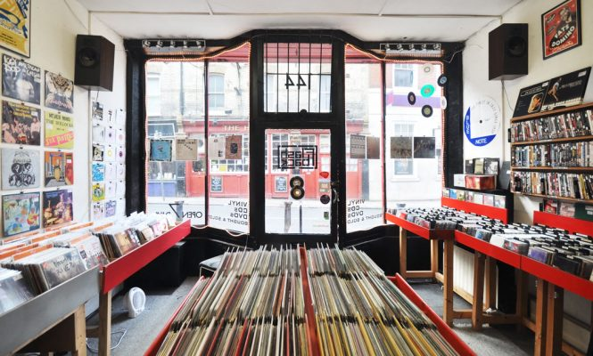 The definitive guide to London's best record shops