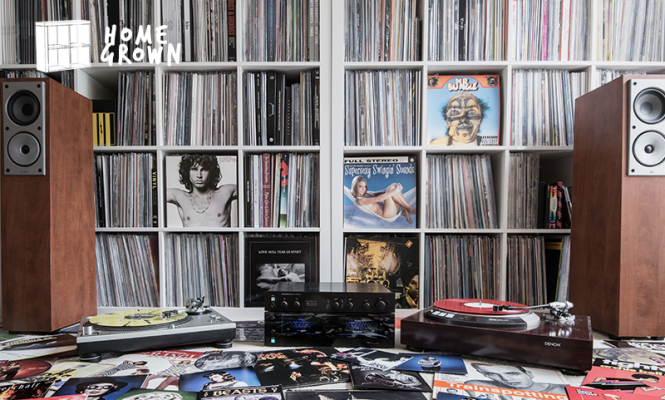 """Home Grown: """"If someone values a record more, I give it to them"""""""