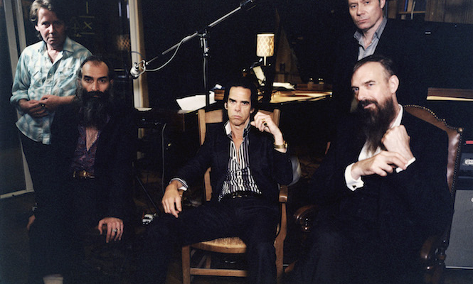 Extensive Nick Cave & The Bad Seeds compilation set for triple vinyl release