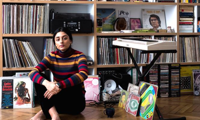 Crate Diggers: Sofie Fatouretchi