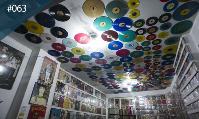 The world's best record shops #063: Chico & Zico Discos, Sao Paulo