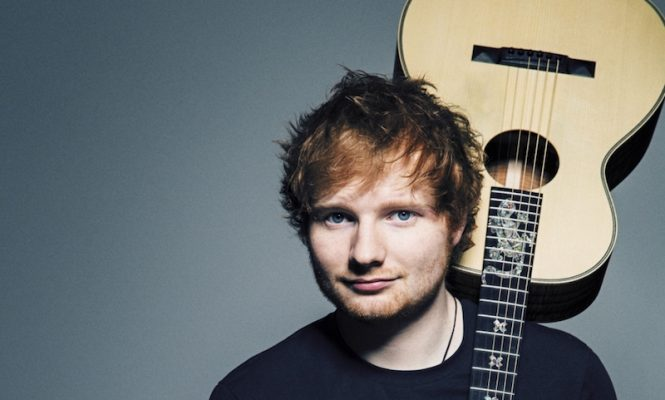 Ed Sheeran's ÷ is the fastest selling vinyl album for 20 years