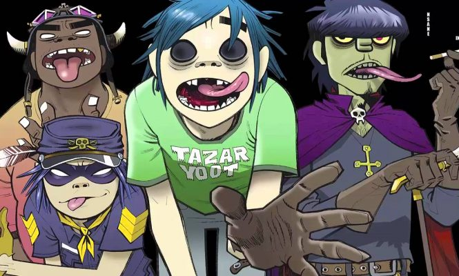 Gorillaz announce new album <em>Humanz</em> ft. Grace Jones, Kelela, Danny Brown