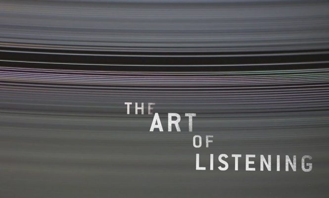 Watch this documentary on <em>The Art of Listening</em>