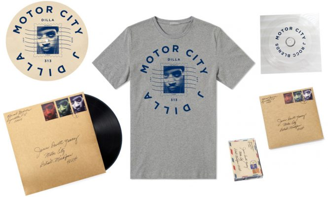 Unreleased J Dilla instrumentals collected on new album, <em>Motor City</em>, with tape, slipmat and flexi 7&#8243;