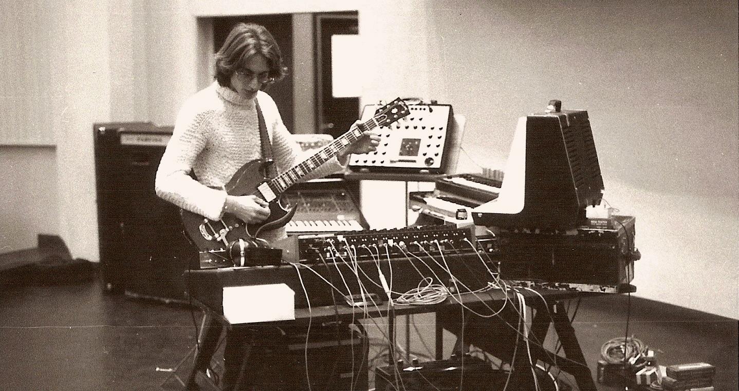 &#8220;Music was my drug&#8221;: Manuel Göttsching on making <em>E2-E4</em>