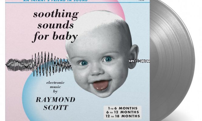 Raymond Scott&#8217;s early electronic masterpiece <em>Soothing Sounds For Baby</em> reissued on vinyl