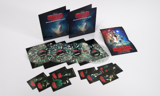 <em>Stranger Things</em> soundtracks get limited vinyl box set releases