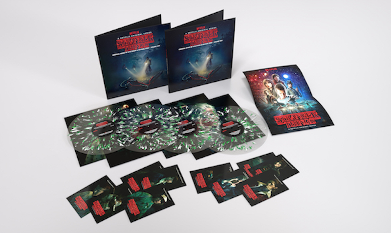 stranger things soundtracks get limited vinyl box set releases. Black Bedroom Furniture Sets. Home Design Ideas