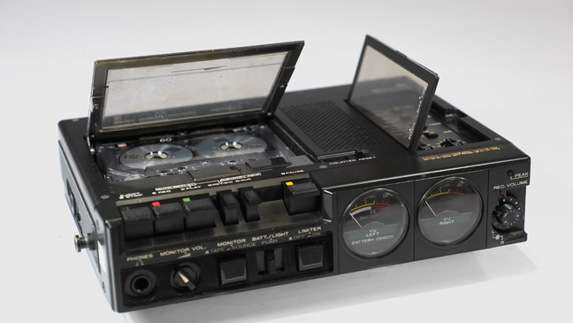 Sony Cd Player And Tape Recorder