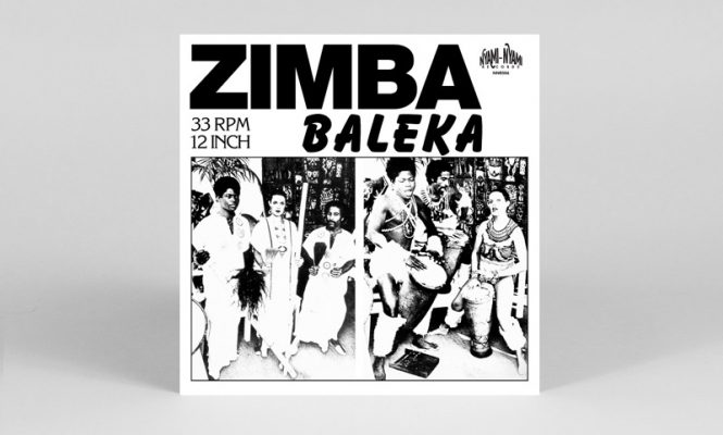 The Comet is Coming remix Zimbabwean new wave oddity 'Baleka' for new 12″ reissue