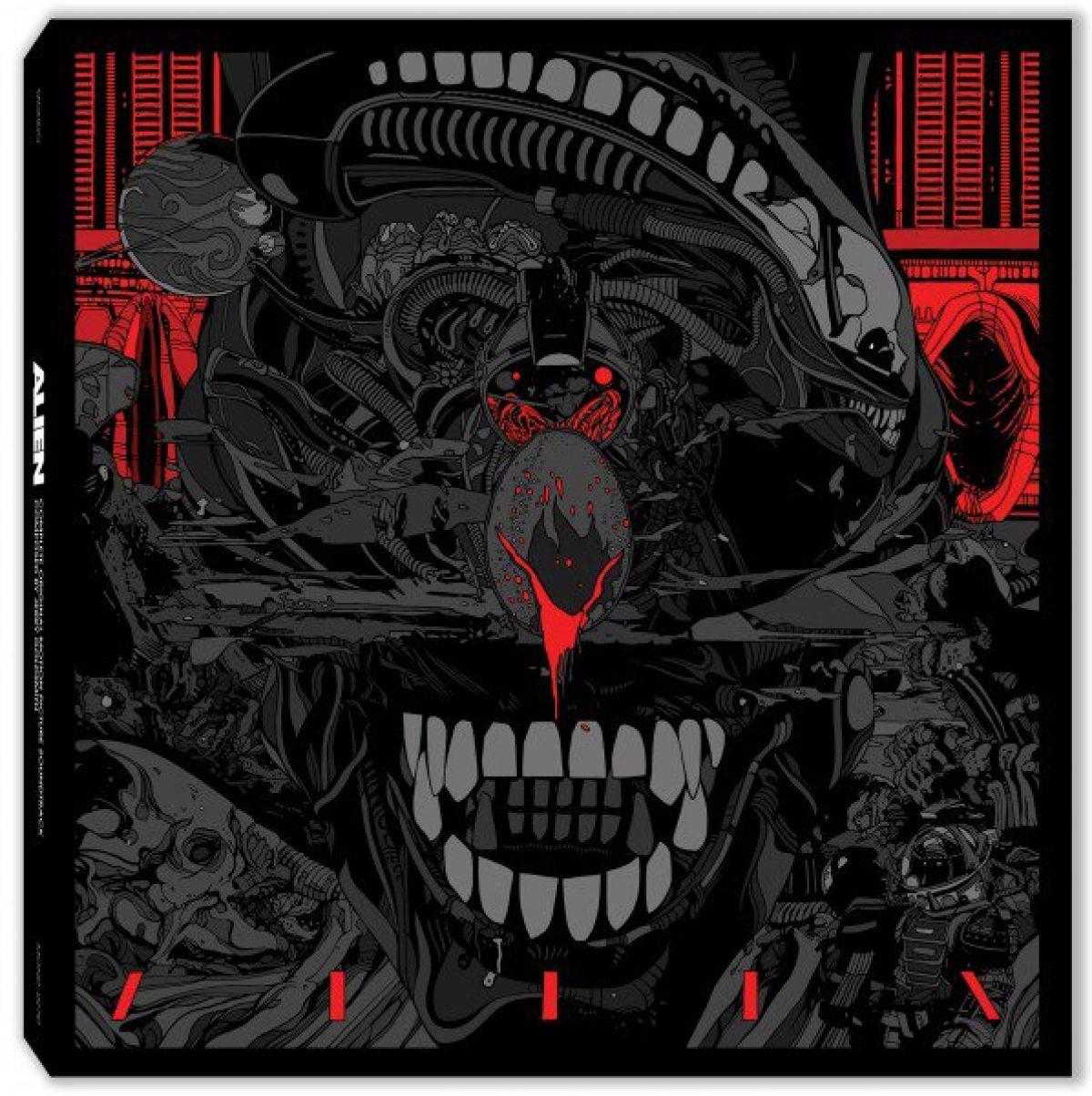 Mondo announces <em>Alien</em> soundtrack reissue on quadruple vinyl
