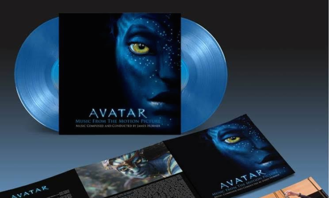 <em>Avatar</em> soundtrack comes to vinyl for the first time