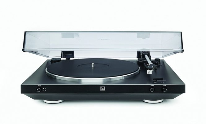 Turntable Review: Dual MTR-75